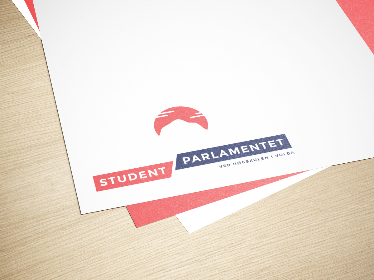 studentparlamentet mockup