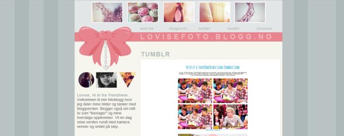 Bloggdesign fra 2011
